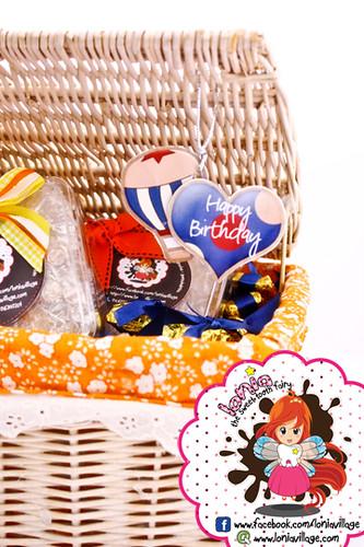 Gift Basket - Birthday