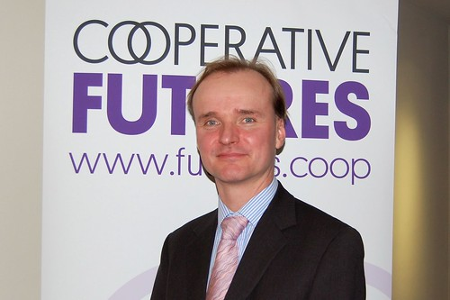 Russell Gill, the head of membership at Co-operative Group