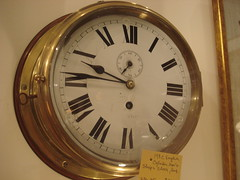 """English ships clock • <a style=""""font-size:0.8em;"""" href=""""http://www.flickr.com/photos/51721355@N02/5410652503/"""" target=""""_blank"""">View on Flickr</a>"""