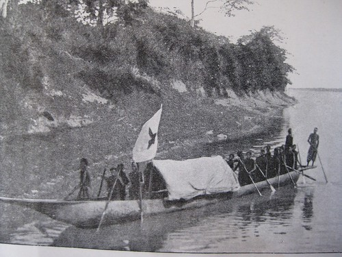 dugout on the Congo_1890s