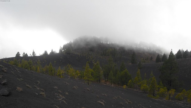 Trail nach Fuencaliente