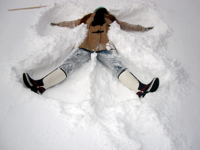 Apryl Snow Angel