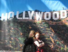 CHA, Day One, Hollywood Sign! 8