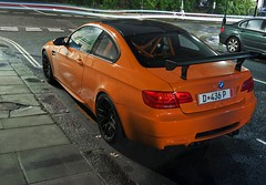 GTS (Luke Alexander Gilbertson) Tags: orange london nikon luke londres bmw m3 londra rare f28 gts gilbertson 2470 d700