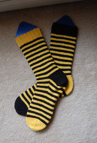 FO: Steelers socks