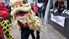 Chinese New Year [Year Of The Rabbit] - Dublin