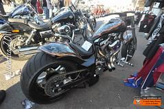 Moto Harley Davidson, Sueca Iron