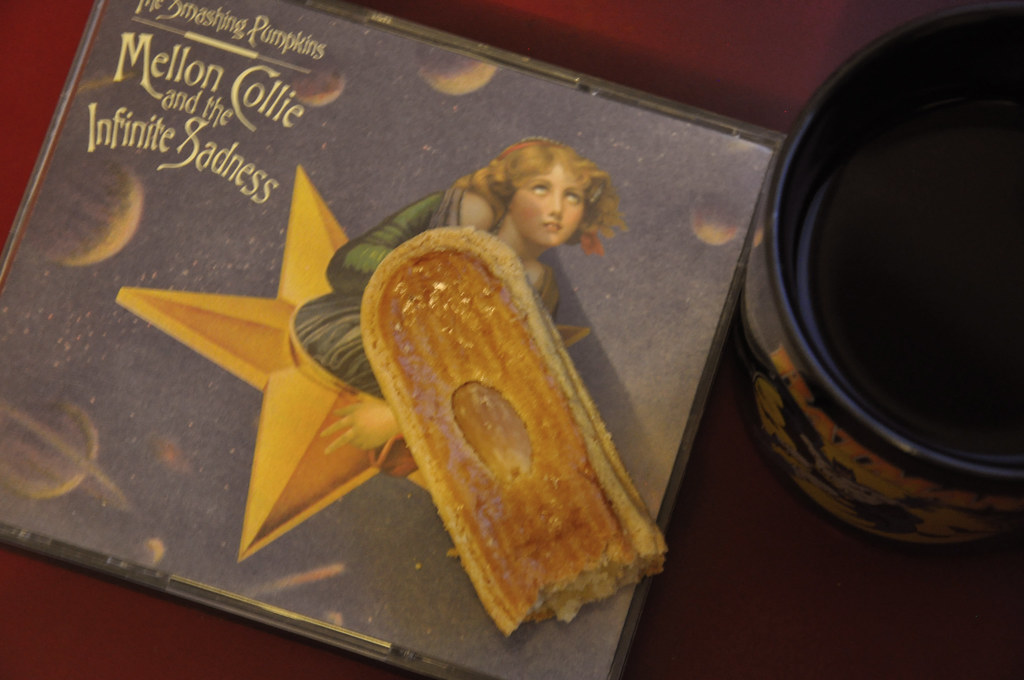 mellon collie and the almond finger
