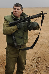 Chief of Staff Visits Ground Forces (Israel Defense Forces) Tags: army israel military soldiers guns israeli weapons idf israeldefenseforces groundforces gabiashkenazi chiefofthegeneralstaff