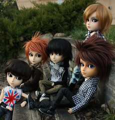 All the boys in the meeting (mad_pullips) Tags: wayne lead rui haru miyavi davy gyro arion taeyang seiran