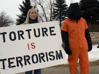 Anti-Torture Vigil - Week 34