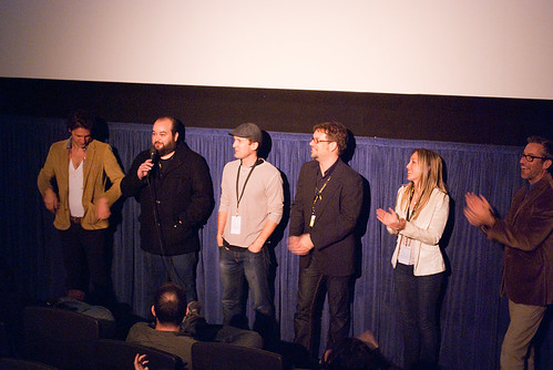 Local shorts filmmakers