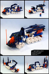 Ice Sat V MkII (Pierre E Fieschi) Tags: 2002 ice truck lego pierre transport v creation planet rocket sat rebuild 3003 moc fieschi neoice