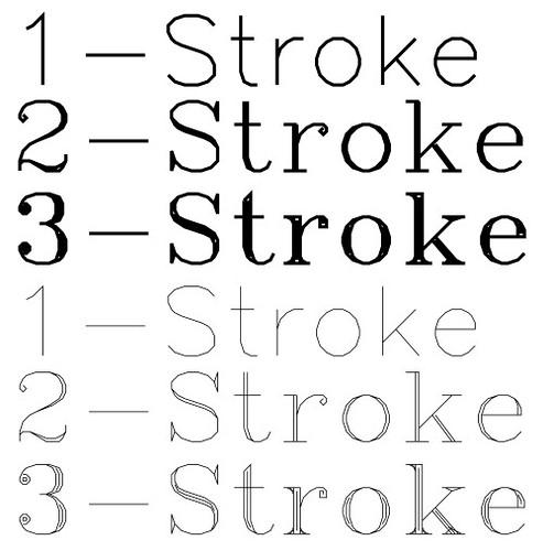 123-stroke