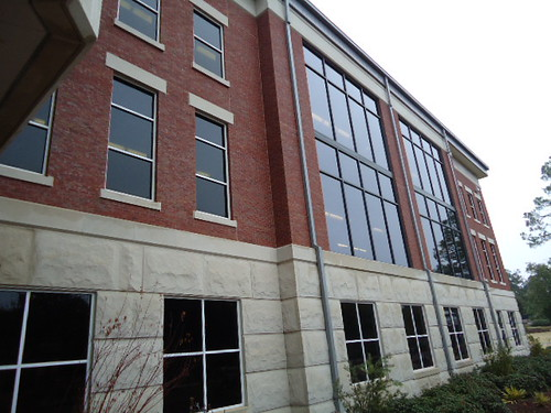 Building Green: Henderson Library (Club Henderson) Exterior