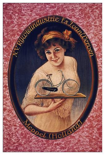 009-Carteles de bicicletas antiguas