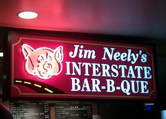 Interstate BBQ
