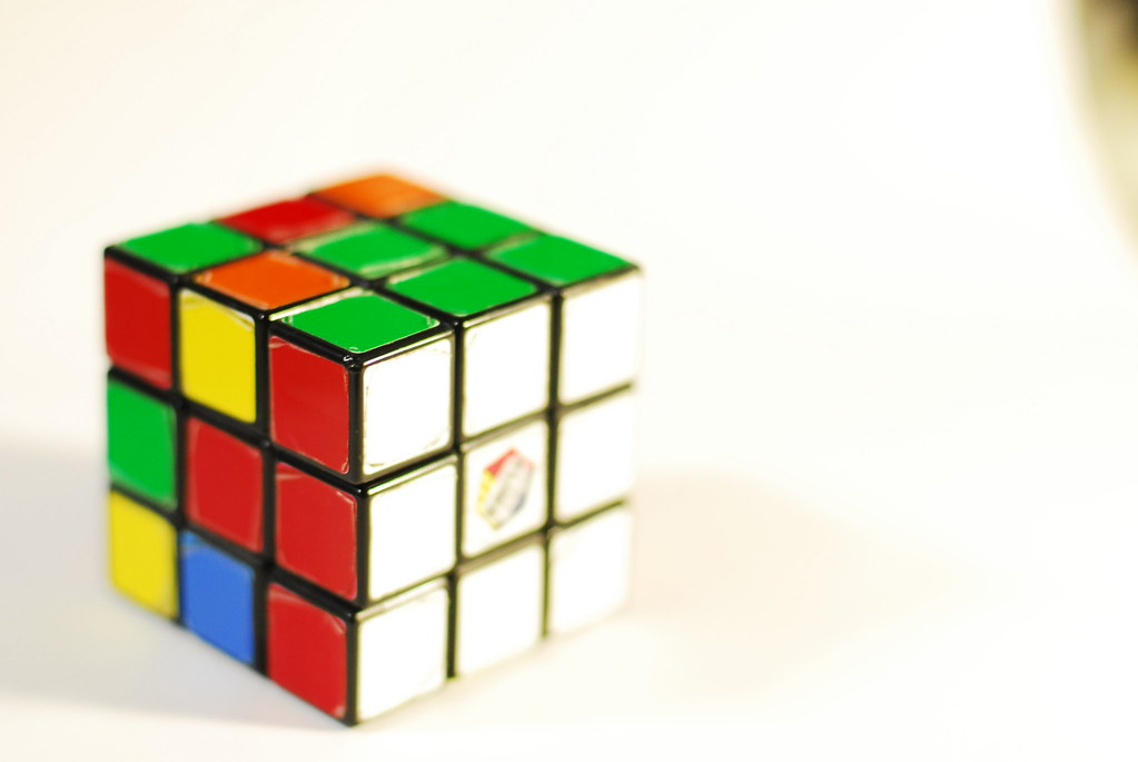 43/365 | RUBIKS | DAY TWO