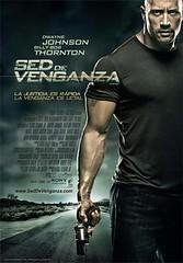 Sed de venganza poster película