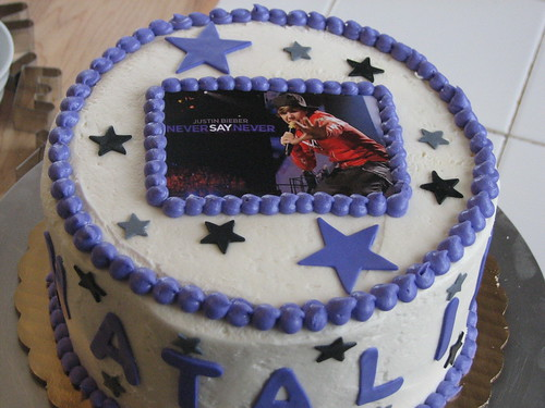 bieber cake. Justin Bieber Cake