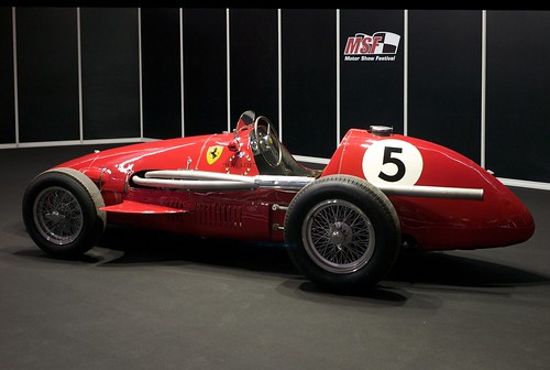 L9771428 - Motor Show Festival Ferrari 500