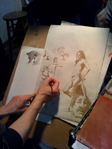 Marie Dauenheimer S Art And Anatomy Blog Figure Drawing
