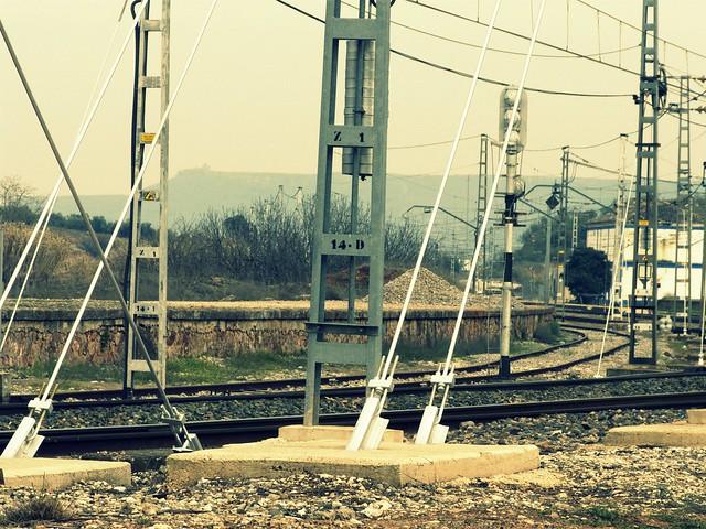 Vías de tren 3