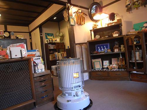 田舎に帰省したように落ち着く『よつばカフェ』@奈良町