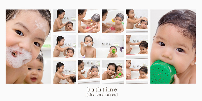 Bathtime [the Out takes]