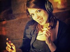 sweet beats (farkaspeter) Tags: music crossprocess naturallight textures zene pentaxk10d smcpfa50mmf14 textrk