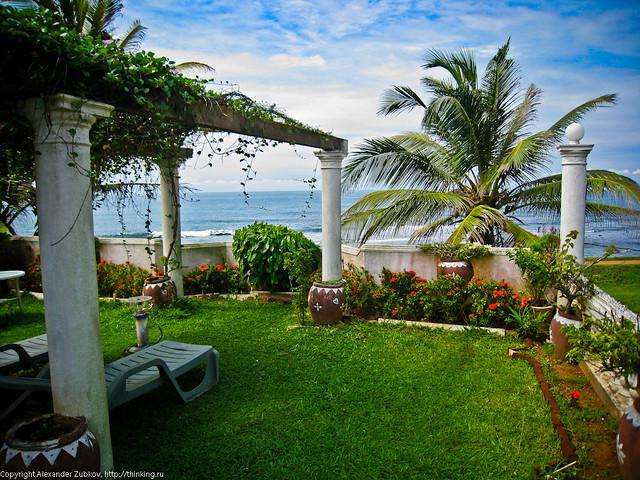 Отель Ocean View