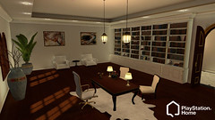 Home Mansion: Library