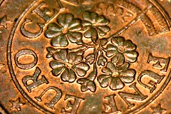 Random euro coin collection VII
