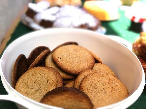 Cookies de paçoca