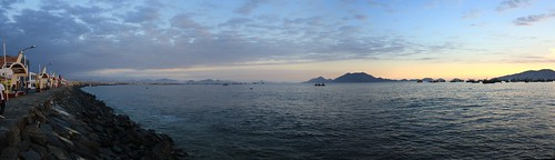 Peruvian Seashore Pano 2
