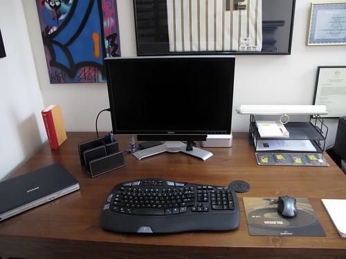 Steves Desk