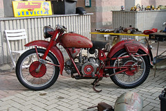 Moto Guzzi Airone 250 (Maurizio Boi) Tags: old italy classic vintage motorbike moto motorcycle oldtimer motoguzzi vecchio motocicletta airone