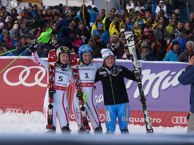 Slalom der Damen - Ski-WM 2011