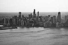 Violating the Flat Earth (vxla) Tags: winter chicago skyline architecture buildings illinois nikon midwest downtown telephoto february nikkor dslr lightroom 2011 d90 18105mm vxla lightroom3 2010s 18105f35 chicagoaerialtour