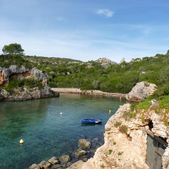 In harmony with nature at Cales Coves (Bn) Tags: blue nature girl naked skinny boat back spain day hiking lagoon unesco clear oxygen caves biospherereserve breeding harmony naturism topless limestone nudist coastline gorge nudity prehistoric shag menorca cala shags mediterraneansea seabirds clearwater laid minorca deepblue dipper unspoiled balearicislands bluesea balearics backtonature rockycoastline naturists calescoves palebluesky deepbluesea mediterraneanlandscape naturalenvironments rockyoutcrops crystalbluesea rurallocation naturistbeaches turquoisebluewater caminosnaturales semicircularbay geomenorca nestingontherocks aerobicdiving jumpoutofthewater smallcaves serenebluewater tranquilunspoiltplace shelteredcoves crystalclearblue unspoiledshores wonderfulclimate