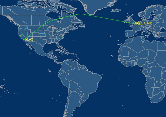 Flight Path Track Path Track Air Miles Flights