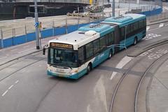 Arriva 7872 Amsterdam (BusfanNederland) Tags: station amsterdam busstation centraal arriva 7872