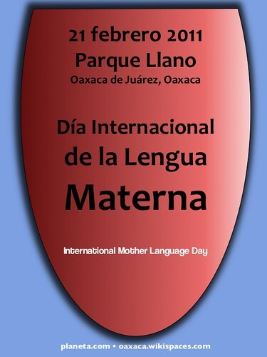 lengua materna poster (free download!)