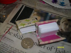 Mini Pendant Books (Craft2Live) Tags: book necklace journal mini tiny