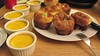 popovers & egg pudding (made by aichen) (slowpoke_taiwan) Tags: party guy pudding queens homemade astoria homeparty shinyi popovers aichen shilya menglinghsieh