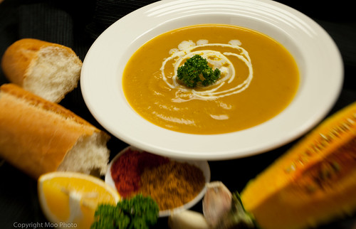 Pumpkin Soup 2 by ..Moo