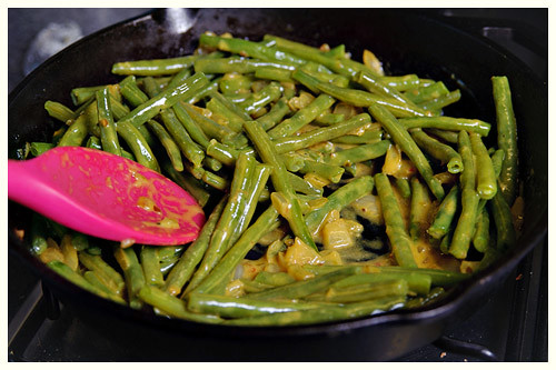 Indonesian Green Beans