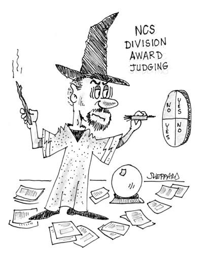 Comic by John Sheppard