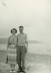Image titled Jenny and Douglas McCreath 1956