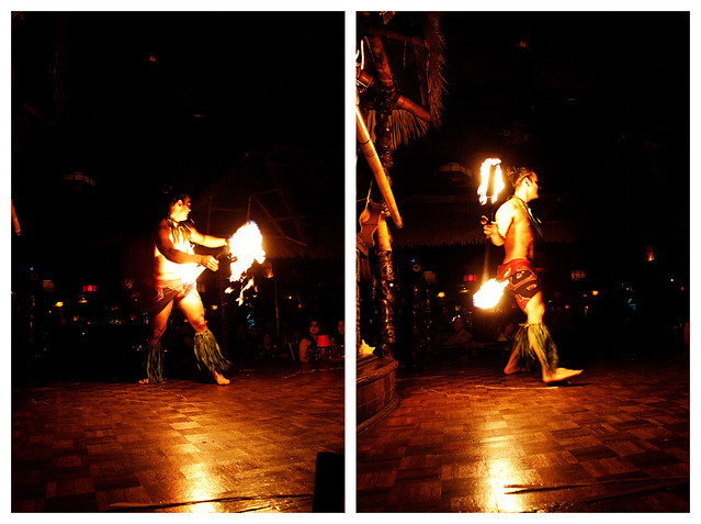 Mai-Kai fire dancers 1